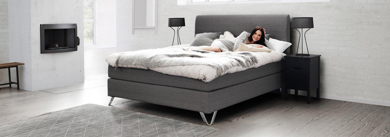 Designed for Sleep Comfort - Jensen Bett