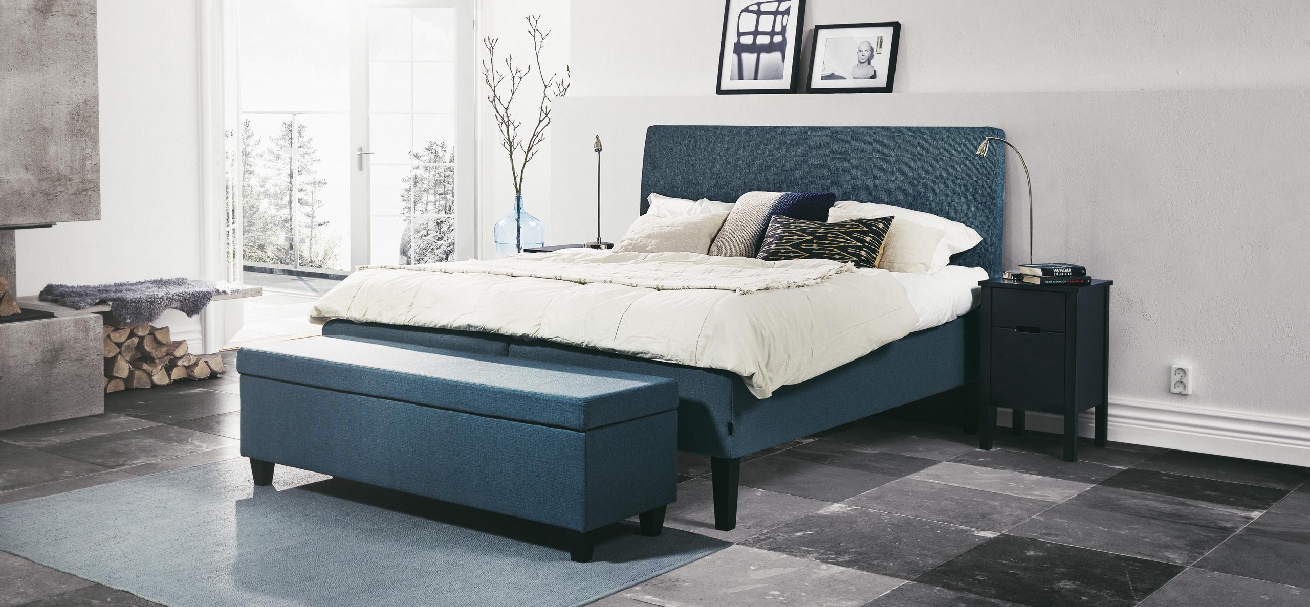 bygg din egen signature j4 rammeseng jensen senger. Black Bedroom Furniture Sets. Home Design Ideas